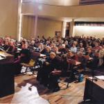 2009 m. Dievo tarnaitės Adelės Dirsytės 100 m. minėjimas Šiaulių miesto savivaldybėje. Lektorius - prof. kun. Kęstutis Trimakas