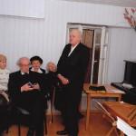 Gražbylės Venclauskaitės 100 metų jubiliejus švč. Jėzaus širdies tarnaičių vienuolyne Šiauliuose
