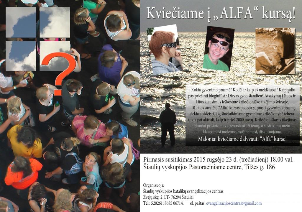 alfa plakatas spalio 2015