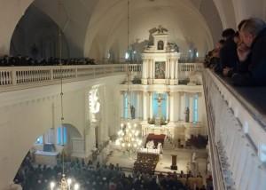 Velykos 2016 Siauliu katedra