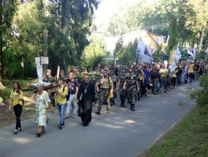 Kryziu kalnas - Siluva 2016