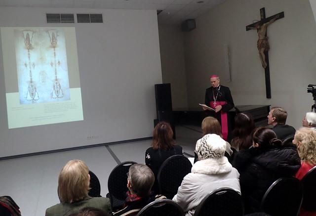 Šiaulių vyskupo 2017 m. nuotraukų kalendorius