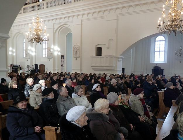 Šv. Kazimiero iškilmės ir Šiaulių regiono šviesuolio nominacija 2017