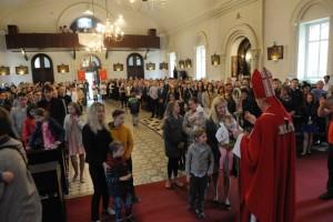 Šiaulių Šv. Jurgio bažnyčia. Sutvirtinimas. 2017