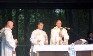 Kryžių kalnas - Šiluva 2017 09 09