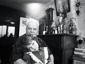 Jurevičius anūke Kristina_1998