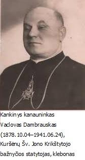 Kank.kan. V.Dambrauskas