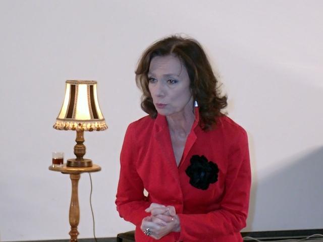 Aktorė Virginija Kochanskytė 2017.11.26