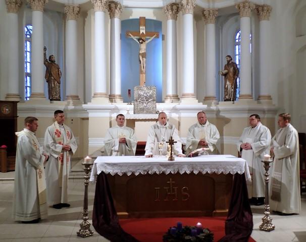 Šiaulių vyskupijos globėjos iškilmė 2017