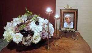 Gyd. Alberto Griganavičiaus išėjimo amžinybėn paminėjimas