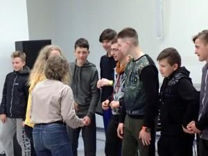 Šiaulių dekanato jaunimo diena 2018