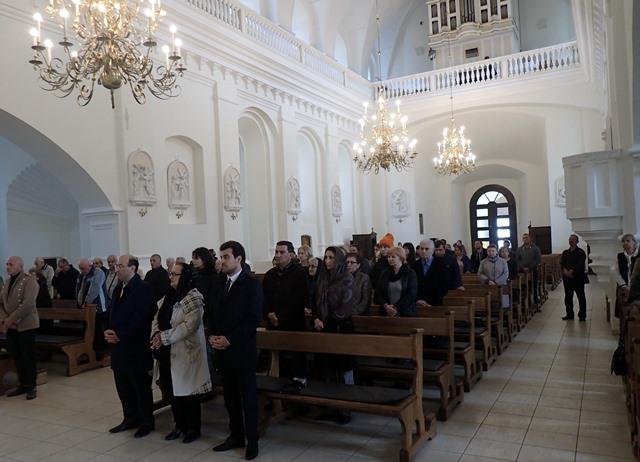 armėnų genocido aukoms paminėti
