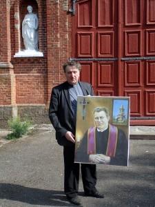 kun. Aleksej Jandušev-Rumjancev prie Meškuičių banyčios