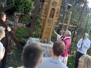 Kryžių kalno atlaidų vigilija 2018