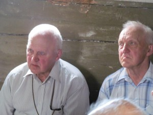 Broliams Stasiui ir Juozui Žebrauskams užaugusiems Maironių Broliams Stasiui ir Juozui Žebrauskams užaugusiems Maironių kaime Šv. Ignaco atlaidai prisiminimuose gyvi nuo pat vaikystės.