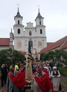 """Padėkos ir vilties eisena """"Tytuvėnai-Šiluva"""" 2018"""