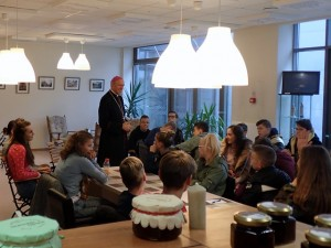 Šiaulių vyskupijos jaunimo atsinaujinimo diena 2018