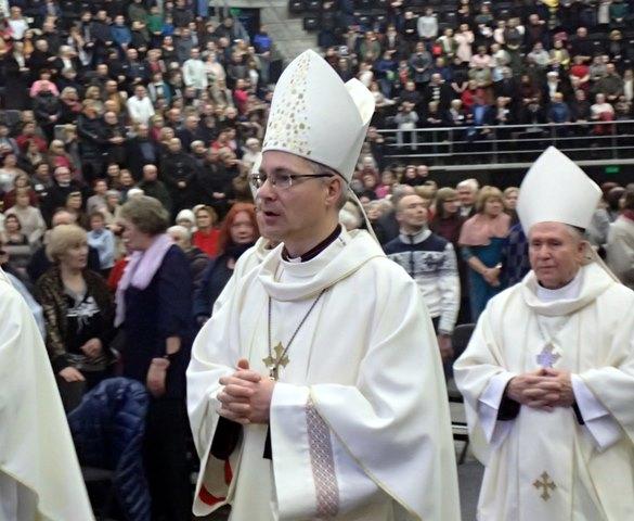 Šiaulių vyskupijos šeimų šventė 2019