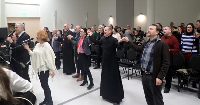 Šlovinimas, Maldų už krikščionių vienybę savaitė 2019