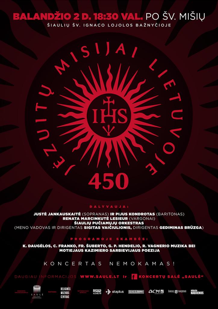 Plakatas Jazuitai WEB