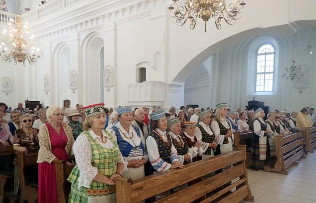 Apašt. Petro ir Pauliaus atlaidai Katedroje 2019