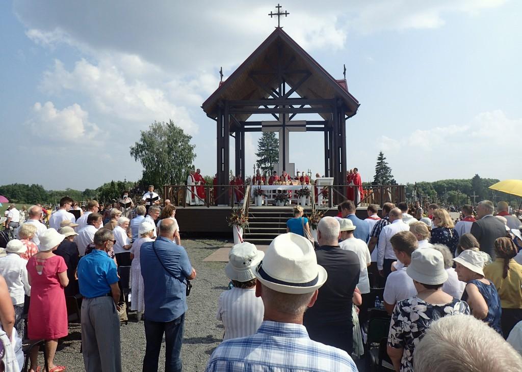 Kryžių kalno atlaidai 2019-07-28