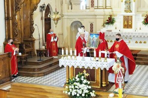 Pal. Teofiliaus minejimas. Kaisiadoriu vyskupijos nuotr